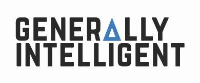 Logo Generally Intelligent